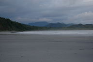 "Alleged candidate for ""the most picturesque beach in Costa Rica,"" Playa Carillo"